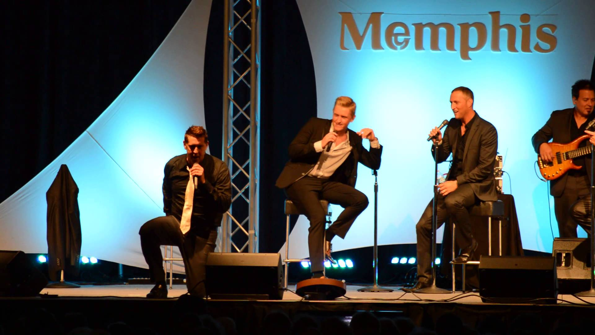 Memphis Quartet Show 2013 – Day Four