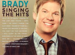 "CD Mini Review: Jim Brady – ""Singing The Hits"""