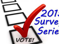 2015 Survey Series: Oh What A Savior – Results Posted