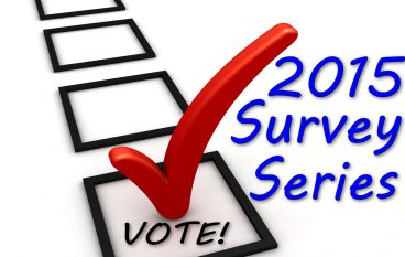 2015 Survey Series: I'd Rather Have Jesus – Results Posted