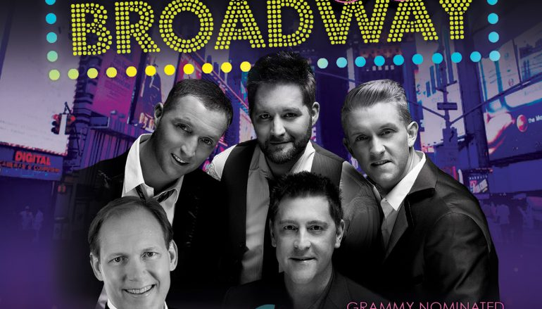 "CD Review: ""The Inspiration Of Broadway"" – Ernie Haase & Signature Sound with J. Mark McVey"