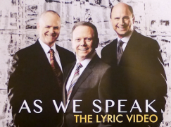 DVD Review: Greater Vision – As We Speak/The Lyric Video