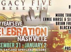 Concert Review:  Legacy Five NYE Celebration Event (Nashville, TN)