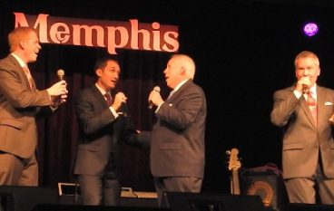 Memphis Quartet Show 2016 – Thursday events