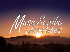 MusicScribe Devotions: The Pearl Of Great Price