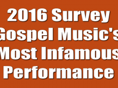 2016 Survey: Winner!