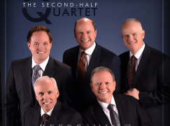 "CD Review: ""Refreshing"" – The Second-Half Quartet"