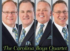 CD Review: The Carolina Boys Quartet – Faith In A Great God