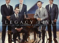 "CD Review: Legacy Five – ""In The Hands Of A Carpenter"""