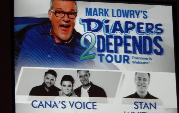 Concert Review:  Diapers 2 Depends Tour (Aiken, SC)