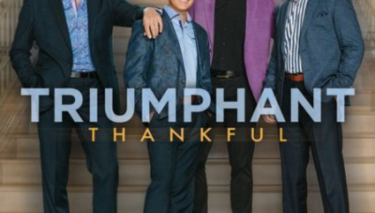 CD Review: Triumphant Quartet – Thankful