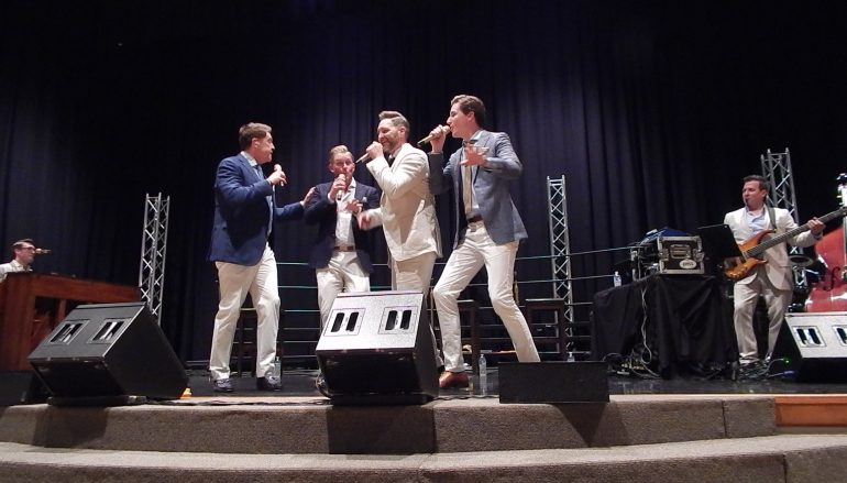 Concert Review:  Ernie Haase & Signature Sound (Kennesaw, GA)