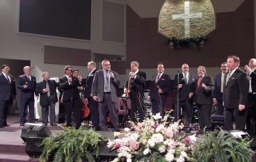 Concert Review:  Anchormen Quartet, North Georgia Sing  (Calhoun and Hiawassee, GA)