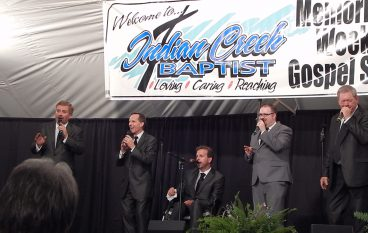 Blackwood Brothers & Indian Creek Memorial Weekend Gospel Sing (Manchester and Carnesville, GA)