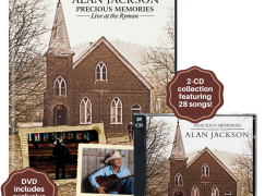 "Alan Jackson ""Previous Memories"" DVD"