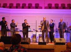 Concert Review:   Paid In Full and Triumphant Quartet (New Albany, MS)