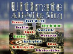 "Recording Oddities: ""Ultimate All-Nite Sing"""