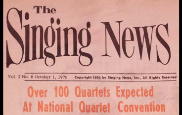 Singing News – October 1970