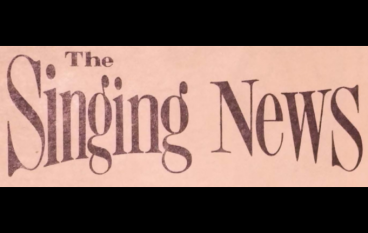 Singing News – July 1970