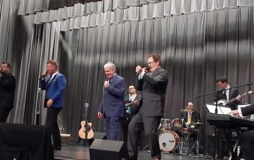 Concert Review:  The One Night Only Quartet (Oxford, AL)