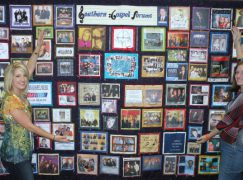 Memorial Quilts Find Their Permanent Home at SGMA (Pigeon Forge, TN)