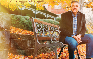 "CD Review: Mark Bishop – ""A Different Light"""