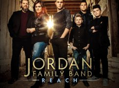 Audio Review: Jordan Family Band – Reach