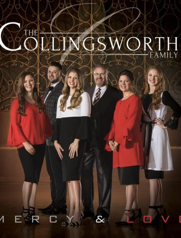 Audio Review: The Collingsworth Family – Mercy & Love