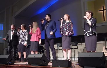 Concert Review:   Collingsworth Family (Rockmart, GA)