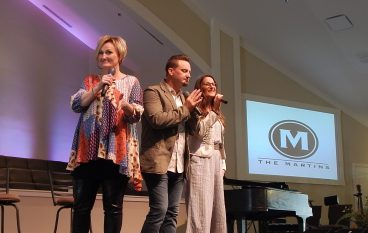 Concert Review:  The Martins (Rockmart, GA)