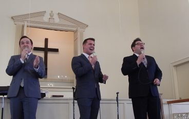 Concert Review:  Avenue Trio (Taylorsville and Chatsworth, GA)