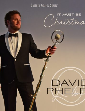 Audio/Video Review: David Phelps – It Must Be Christmas