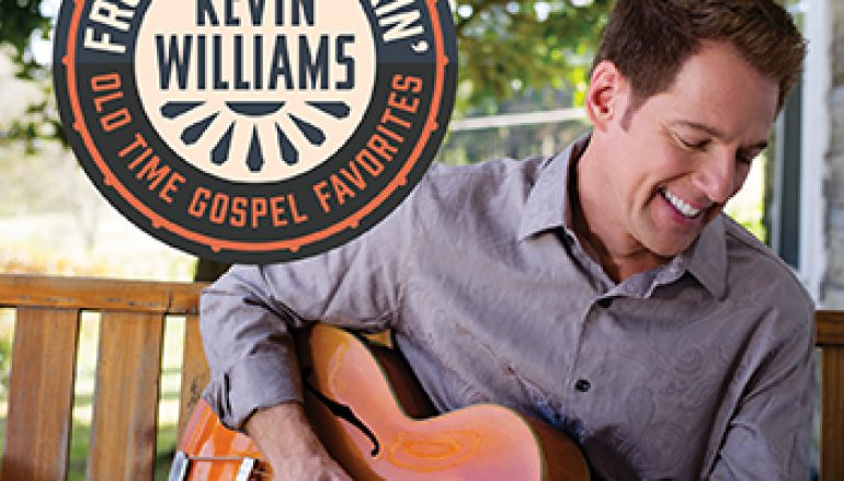 Audio Review: Kevin Williams – Front Porch Pickin'