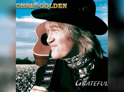 "CD Review: ""Grateful"" – Chris Golden"