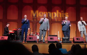 Memphis Quartet Show 2019 – Wednesday Evening