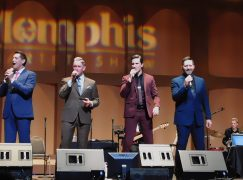 Memphis Quartet Show 2019 – Saturday Events