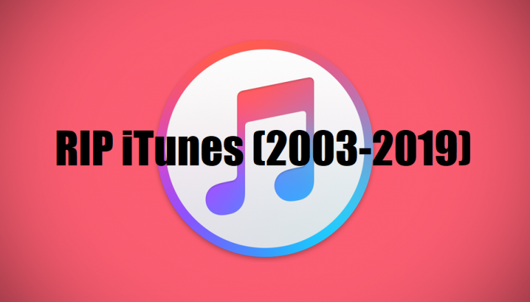 The Death Of iTunes Impacts Southern Gospel Fans