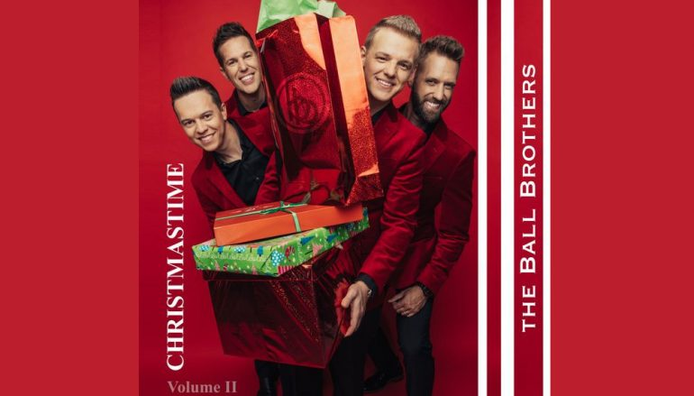 New Music Reviews: Late-October Christmas Releases