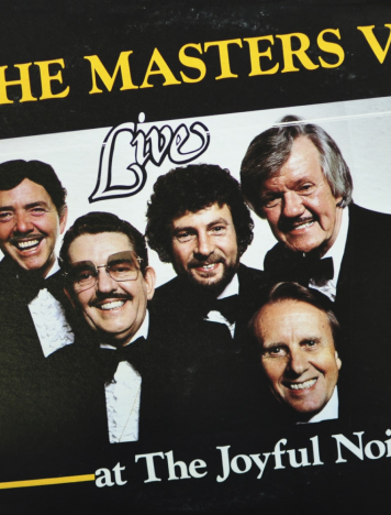Throwback Review: The Masters V – Live At The Joyful Noise